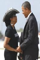 President Barack Obama endorses Congresswoman Frederica Wilson