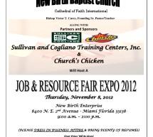 November Job Fair