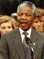 nelson mandela  Nelson Mandela hospitalized again, world prays