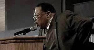 Dr. Mack King Carter this o Black liberation theology