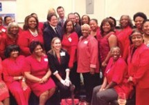 AKA Sorority supports HCA Hospitals: East Florida Heart Symposium