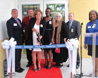 BERNARD BROWARD HEALTH 1 Bernard P. Alicki Health Center makes it official