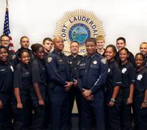Fort Lauderdale Explorers graduate academy