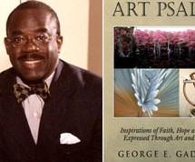 Award winning Artist George Gadson book signing