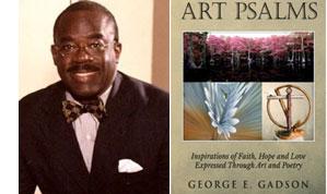 Gadson Award winning Artist George Gadson book signing