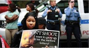 GUN VIOLENCE Gun violence aimed at Black males triggers concern