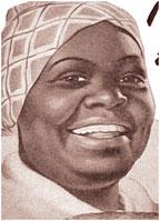Nancy Green aka Aunt Jemima