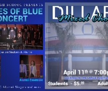 Dillard High Choral Concert