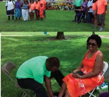 CDSF first Elderly Appreciation Day