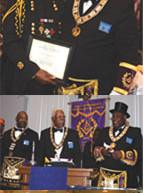 17th Grand Master, Stafford bids farewell to The MWUGL PHA Florida Jurisdiction