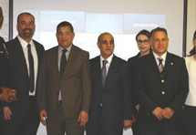 MIAMI-DADE SCHOOLS WELCOMES MOROCCAN NATIONAL POLICE DELEGATION