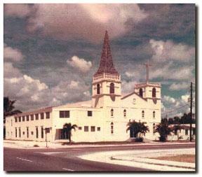New-Mount-Olive-Baptist-Chu