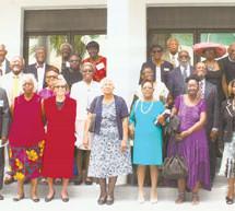 Dillard High School Class of 1956 Celebrate 60th Class Reunion