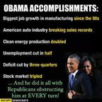 Obama's Top 50 Accomplishments