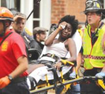 Black church leaders condemn KKK terror in Charlottesville