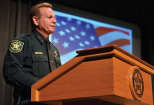 Sheriff Scott Isearl
