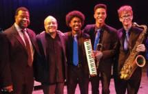 DCA Jazz Ensemble – Live with Nat Adderly, Jr.