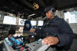 Operations Specialist Zayis Robinson