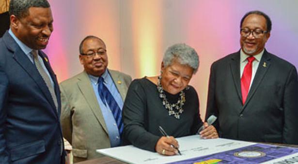 NNPA, NAACP Sign Historic Partnership Agreement