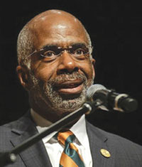 FAMU President Larry Robinson