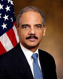 Attorney Gen. Eric Holder