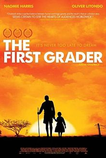 220px TheFirstGrader2010Poster The First Grader ***1/2 By Dwight Brown