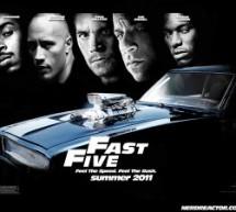 Fast Five ***1/2