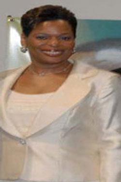 First Lady Deborah Hughes