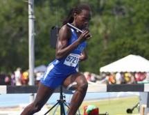 Dillard track star Jamika Glades overcomes hurdles in life