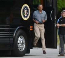 President's campaign bus tour starts in Ohio and Pennsylvania