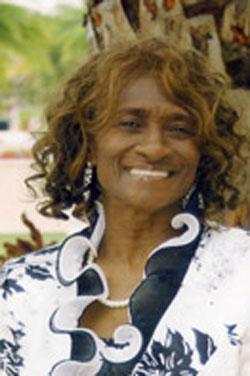 Pastor Queen McCormick