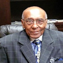 Rev. Hamel Hartford Brookins Influential pastor, H.H. Brookins, dies