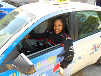 Tia Norfleet Tia Norfleet NASCAR's First and only African American female driver