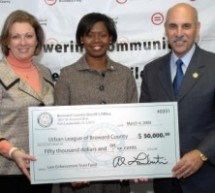 Urban League of BrowardCounty receives $100,000 gift