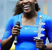 Serena Williams wins Madrid title
