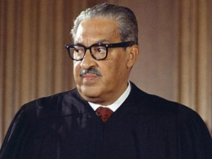 thurgood marshall 300x225 Letters from Thurgood: Segregation is Un American, Too
