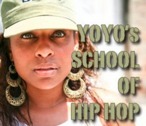 421 300x259  Hip hop legend YoYo shares craft with metro Detroit youths