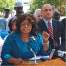 Brown, Duval Dems sue over new early voting days