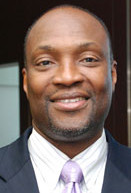 John Washington named College of Law Assistant Dean for Admissions