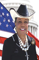 U.S.Congresswoman Wilson