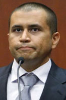 George Zimmerman Zimmerman will try stand your ground defense