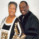Pastor Douglas Russell, Jr. and wife Shirley celebrates pastor anniversary