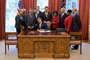 President Obama signs new initiative to improve educational outcomes for African Americans