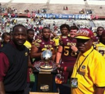 B-CU/MEAC vs. ASU/ SWAC:A tale of two halves