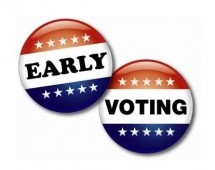 JUDGE WEIGHS REQUEST TO BLOCK EARLY VOTING LAW