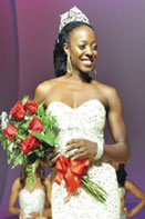 MISS BLACK USA 2012 SALENA 1 New Miss Black USA 'Ready' for the future