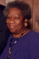 RhodaSnead1 Long time educator Rhoda Glasco Snead Collins has passed on