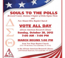 Souls to the Polls in Broward County