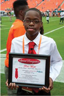 5000 ROLE MODEL 5,000 ROLE MODELS OF EXCELLENCE PROJECT STUDENT OF THE WEEK