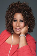 ARETHA FRANKLIN Aretha Franklin Will Perform the National Anthem at Detroit's Commercia Field